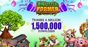 Little big farm - offline farm