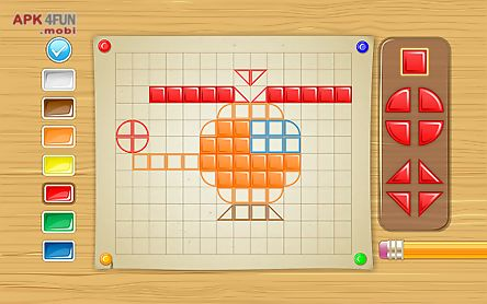 kids draw with shapes lite