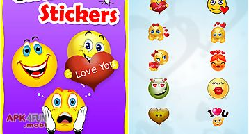 Chat stickers new