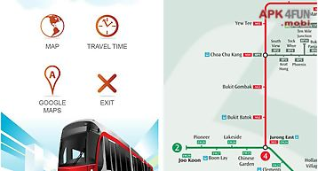 Sgtrains - singapore apps