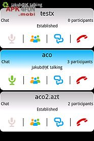 Azt push to talk walky talky for Android free download from Apk