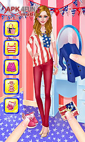independence day party dressup