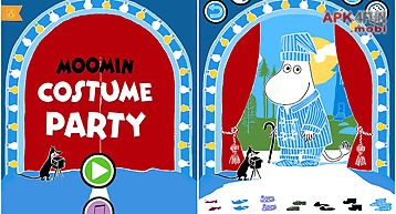 Moomin costume party