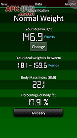weight recorder bmi free
