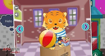 Tiger hair salon - kids game