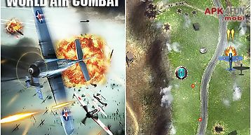 Air fighter: world air combat