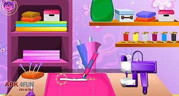 Cute bag maker girls games
