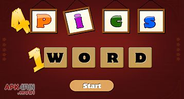 4 pics 1 word ultimate pack