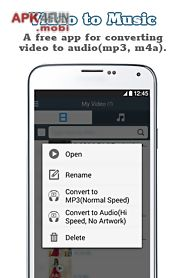 video to music mp3 converter