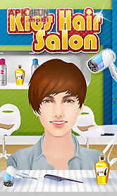 kids hair salon - kids games