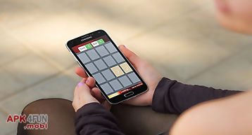 Grid numbers puzzle 2048