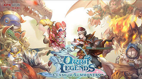 orbit legends: clash of summoners
