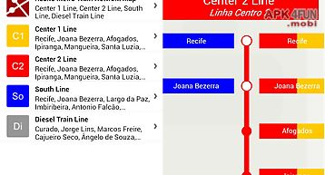 Trainsity recife metro