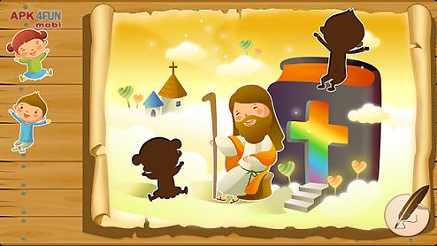 bible puzzles for toddlers