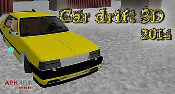 Car drift 3d 2014