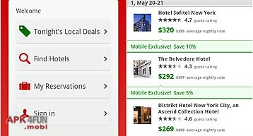 Hotels com - hotel booking and l..