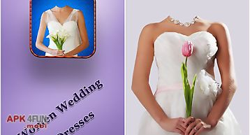Women wedding dresses