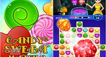 Candy sweet: match 3 puzzle
