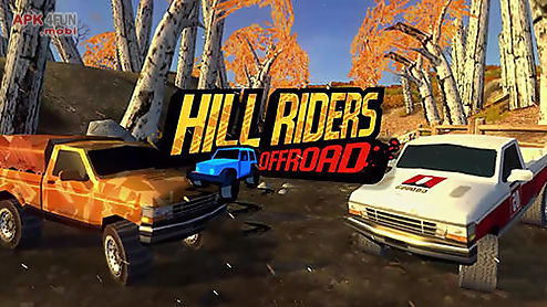 hill riders off-road