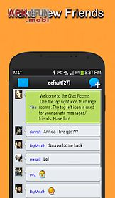 Live Chat Rooms For Android Free Download From Apk 4free Market Apk4free Mobi