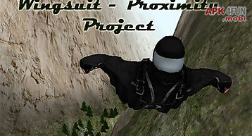 Wingsuit: proximity project