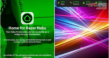 Home for razer nabu