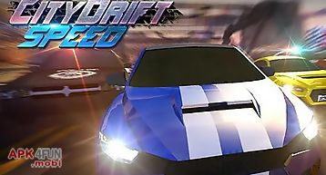 City drift: speed. car drift rac..