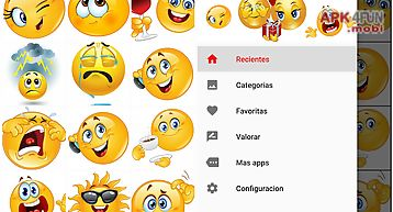Emoticons for chat