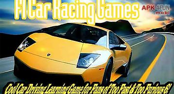 F1 car racing 3d games - cool dr..