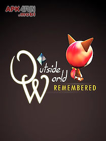 outside world: remembered