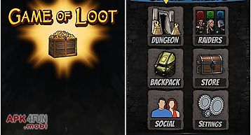 Game of loot