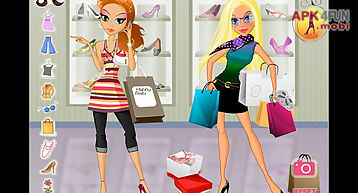 Dress up! girl party