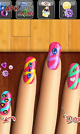glow nails: manicure games™