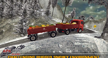 Offroad snow truck legends