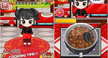 Chef judy: chinese food maker