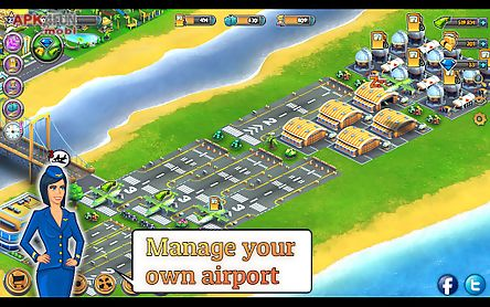 city island: airport asia