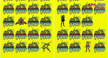 Tmnt match up game
