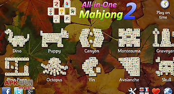 All-in-one mahjong 2 free