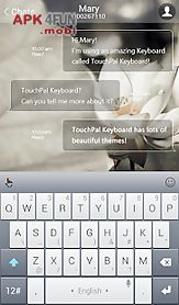 touchpal classic style theme