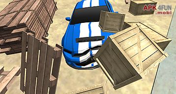 Race car driving 3d