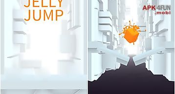 Jelly jump by ketchapp