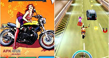 Racing car: city turbo racer for Android free download from Apk