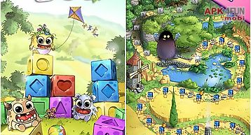 Baby blocks: puzzle monsters!