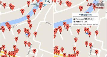 Wifi map passwords - free wifi