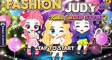 Fashion judy: girl group 2
