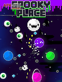 swoopy space: spooky place this halloween