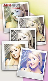 dainty effect photo booth