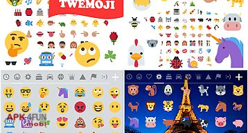 Emoji keyboard - cute emoji