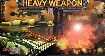 Heavy weapon: rambo tank