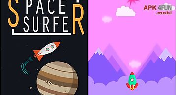 Space surfer: conquer space